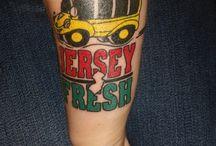 Jersey Fresh Tattoos / Fans & their Jersey Fresh tattoos!