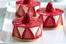 Koláče jahodové - Strawberry