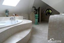 Bath/Łazienkowe szaleństwa / Przytulne, klasyczne, nowoczesne! takie mogą być łazienki w domach zaprojektowanych przez naszych architektów