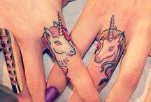 unicorn tattoo ideas
