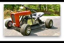 Race mower