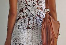 chalecos tejidos / tejidos