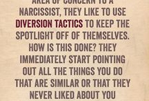 The narcissist,the sociopath & more liars. / Both definitions, red flags & truths.