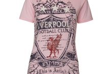Ladies LFC Fashion / T-shirts, polo shirts and vests designed exclusively by Liverpool Football Club for our female fans and available to buy online from the Official LFC online store.