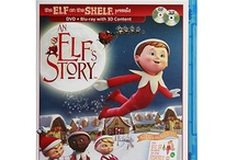 All Things Elf / Elf on the Shelf products from Santa's Store and other retailers!