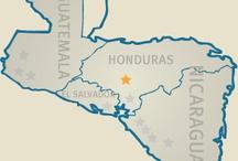 Honduras / Places to study near the Esparanza BnB
