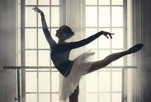 Ballerina Portraits