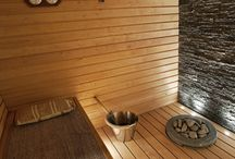 Sauna / Sauna ideas