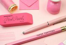 pretty in pink! / by Julie Ordoñez