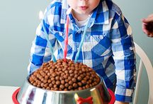 Kid's Party ideas / cakes, decorations, themes, games etc