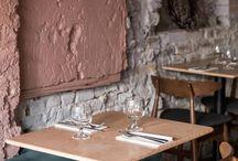Restaurants / Cafe / Hotel Design