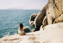 Favorite Places & Spaces I Love / Where I'd like to be anytime! / by Margaret Farrell