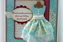 All dressed up - Stampin up / by Mandy Jack