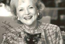 Betty White / by Richard Marmon