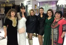 Meet With Us In Dubai / TAKE A FOTO WITH US - FIND US - LIKE US - VISIT US -  SARIGIANNI FUR FASHION