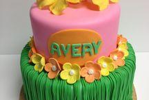 Hawiian cakes