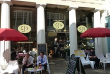 Tea Shops & Cafés / by Visit Canterbury