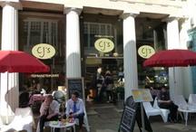 Tea Shops & Cafés / by Visit Canterbury