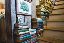 Books and Libraries / I love books and libraries because I am constantly reading / by Decor Arts Now Blog