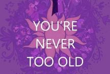 Disney Inspiration / A collection inspirational images and photos to boost your day.