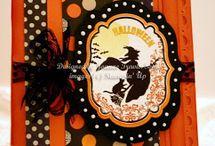 5. Card Making-Halloween