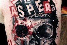 Trash style tattoo / by Diego Alejandro