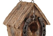 Bird houses & feeders / Cute bird houses DIY
