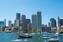 a travel guide - Boston