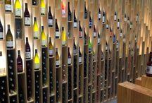 Wine  scaffale