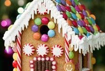 Christmas Cakes & Baking / Gorgeous Christmas Cakes and baking ideas from Pink Frosting Parties - http://www.pinkfrosting.com.au/article/christmas-cakes-baking-gallery / by Pink Frosting