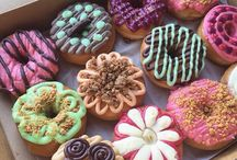 love these donuts they looks