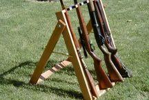 shooting bench plans
