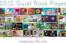 Quiet books collection