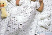 baby Crotchet dress