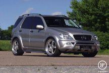 Hamann / Hamann Car Models