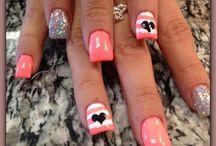 Nail designs  / by Halie Nicole