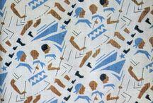 Soviet Fabric designs