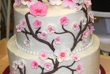 Gâteaux Fleuris
