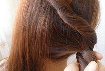 tail hair
