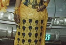 African traditional clothe
