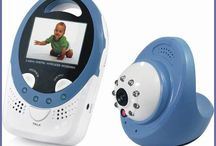 Baby Monitor,Thermometer and Nanny cams / Products available on www.blissfulbabies.co.za