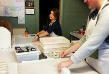 Sneak Peek at Soapmaking / Behind the scenes at SallyeAnder!