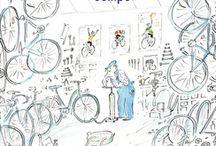 Vélo et littérature jeunesse