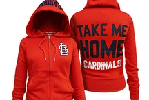 Cardinals/Baseball / by Shelly Bunch