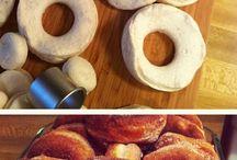 Doughnuts / Skal prøves