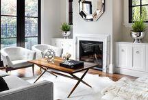 Dom styl pomieszczeń