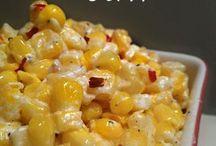 Farm-grown Recipes - Corn