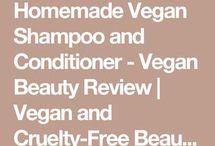 natural beauty (vegan/ cruelty free)