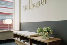 Wallpaper / by Olivia & Co