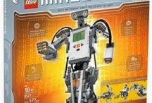 Lego Mindstorms / Lego Mindstorms NXT dan EV3